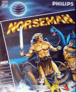 Juego online Norseman (MSX)