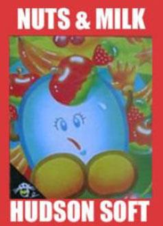 Juego online Nuts & Milk (MSX)