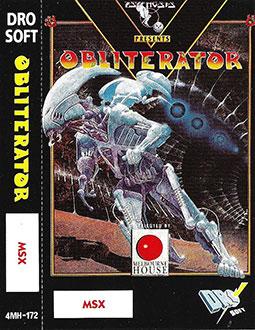 Juego online Obliterator (MSX)