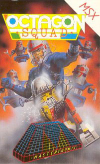 Juego online Octagon Squad (MSX)