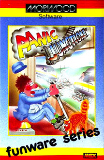 Juego online Panic Junction (MSX)