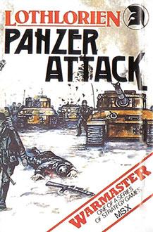 Juego online Panzer Attack (MSX)