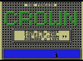 Portada de la descarga de Penguin Crown