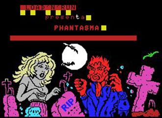 Juego online Phantasma (MSX)
