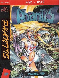 Portada de la descarga de Phantis