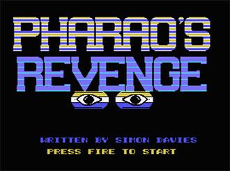 Portada de la descarga de Pharaoh's Revenge