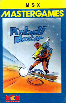Portada de la descarga de Pinball Blaster