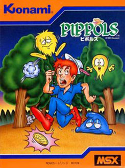 Juego online Pippols (MSX)