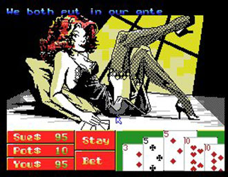 Imagen de la descarga de Playhouse Strippoker