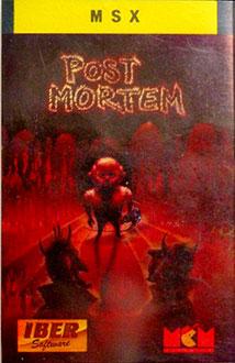 Portada de la descarga de Post Mortem