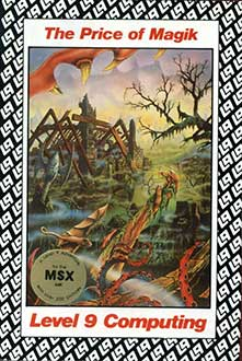 Juego online The Price of Magik (MSX)