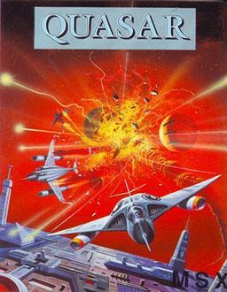 Juego online Quasar (MSX)