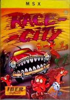 Juego online Race City (MSX)