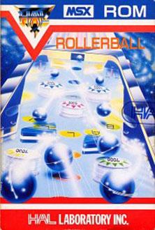 Portada de la descarga de Rollerball