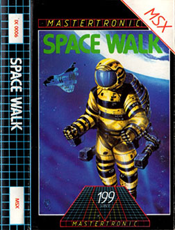 Portada de la descarga de Space Walk