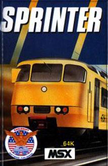 Juego online Sprinter (MSX)