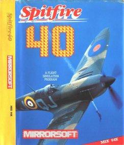 Portada de la descarga de Spitfire 40