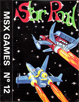 Juego online Star Road (MSX)
