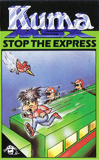 Juego online Stop the Express (MSX)