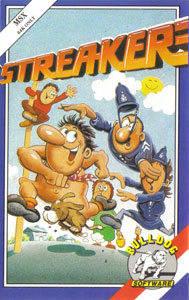 Juego online Streaker (MSX)