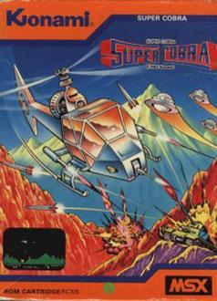 Juego online Super Cobra (MSX)