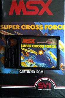 Juego online Super Cross Force (MSX)