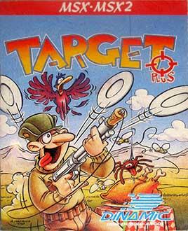 Juego online Target Plus (MSX)