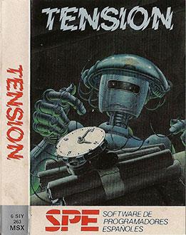 Juego online Tension (MSX)