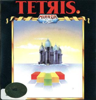 Juego online Tetris (MSX)