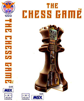 Juego online The Chess Game (MSX)