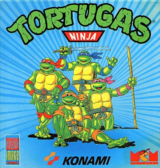 Juego online Teenage Mutant Ninja Turtles (MSX)