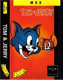 Juego online Tom & Jerry (MSX)