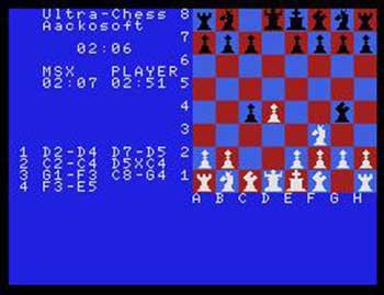 Imagen de la descarga de Ultra Chess