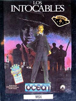 Juego online The Untouchables (MSX)