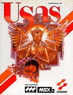Portada de la descarga de The Treasure of Usas