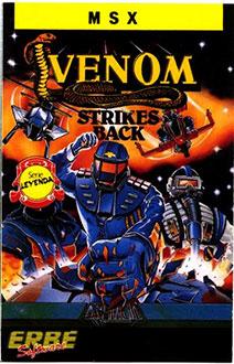 Juego online Venom Strikes Back (MSX)