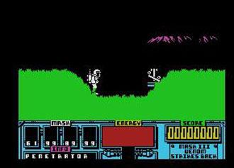 Imagen de la descarga de Venom Strikes Back