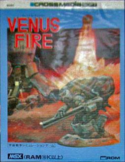Juego online Venus Fire (MSX)