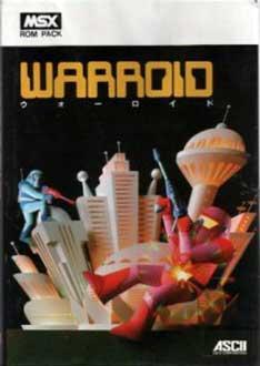 Portada de la descarga de Warroid