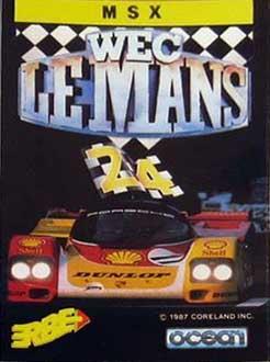 Portada de la descarga de Wec Le Mans