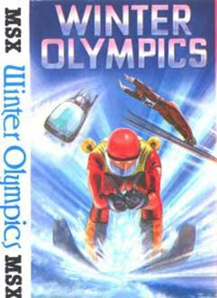 Juego online Winter Olympics (MSX)