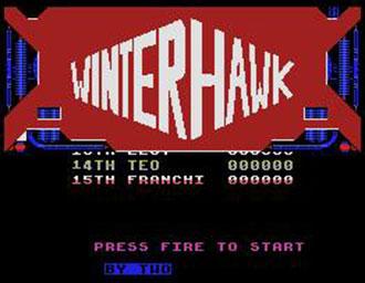 Portada de la descarga de Winterhawk