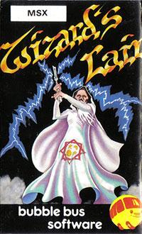Portada de la descarga de Wizard's Lair