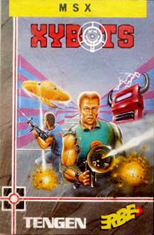 Juego online Xybots (MSX)