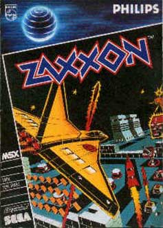 Juego online Zaxxon (MSX)