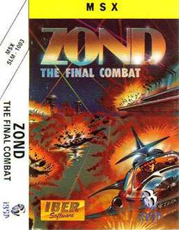 Juego online Zond (MSX)