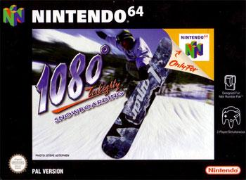 Juego online 1080 Snowboarding (N64)
