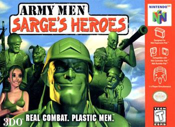 Portada de la descarga de Army Men: Sarge's Heroes