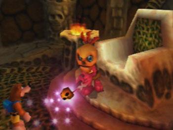 Pantallazo del juego online Banjo-Tooie (N64)