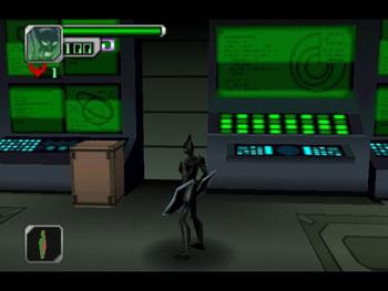Pantallazo del juego online Batman Beyond - Return of the Joker (N64)